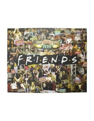 Puzzle 1000 Przyjaciele Friends Collage 2