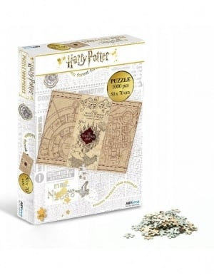 Puzzle Harry Potter 1000 Elementow 2