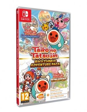 Taiko No Tatsusin Rhythmic Adventure Pack Gra Nintendo Switch