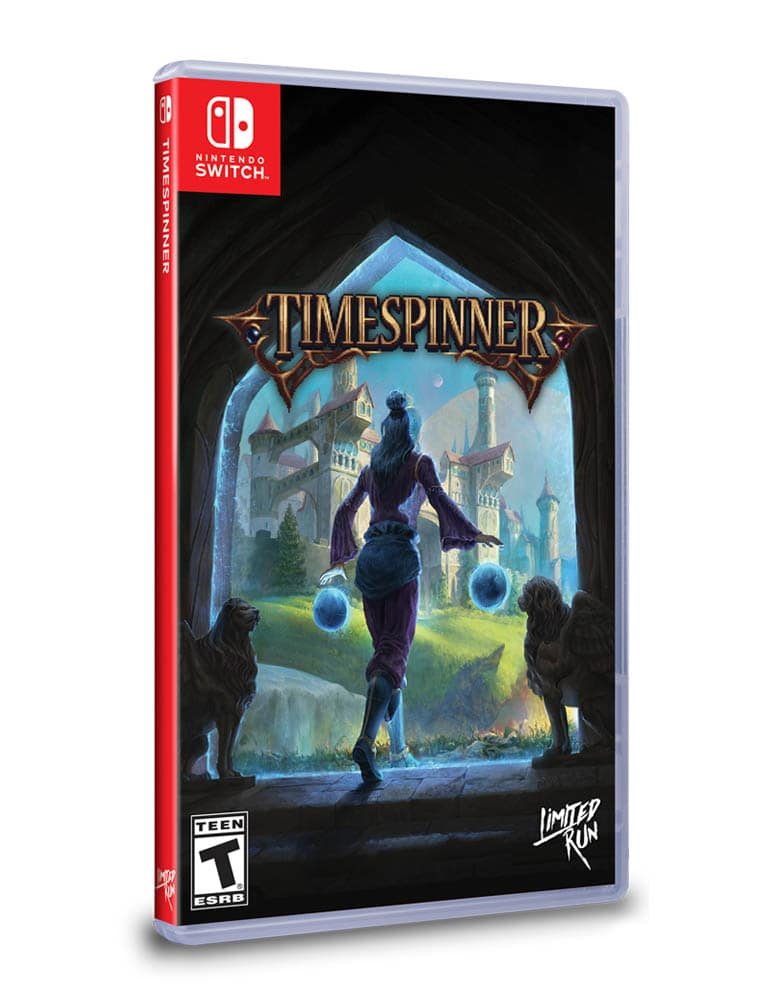 Timespinner Gra Nintendo Switch