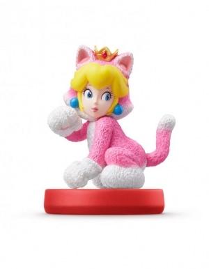 amiibo figurka super mario cat mario cat peach 2