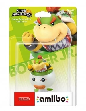 amiibo figurka super smash bros collection bowser jr no 43 2