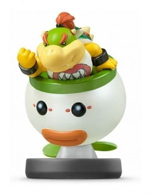 amiibo figurka super smash bros collection bowser jr no 43