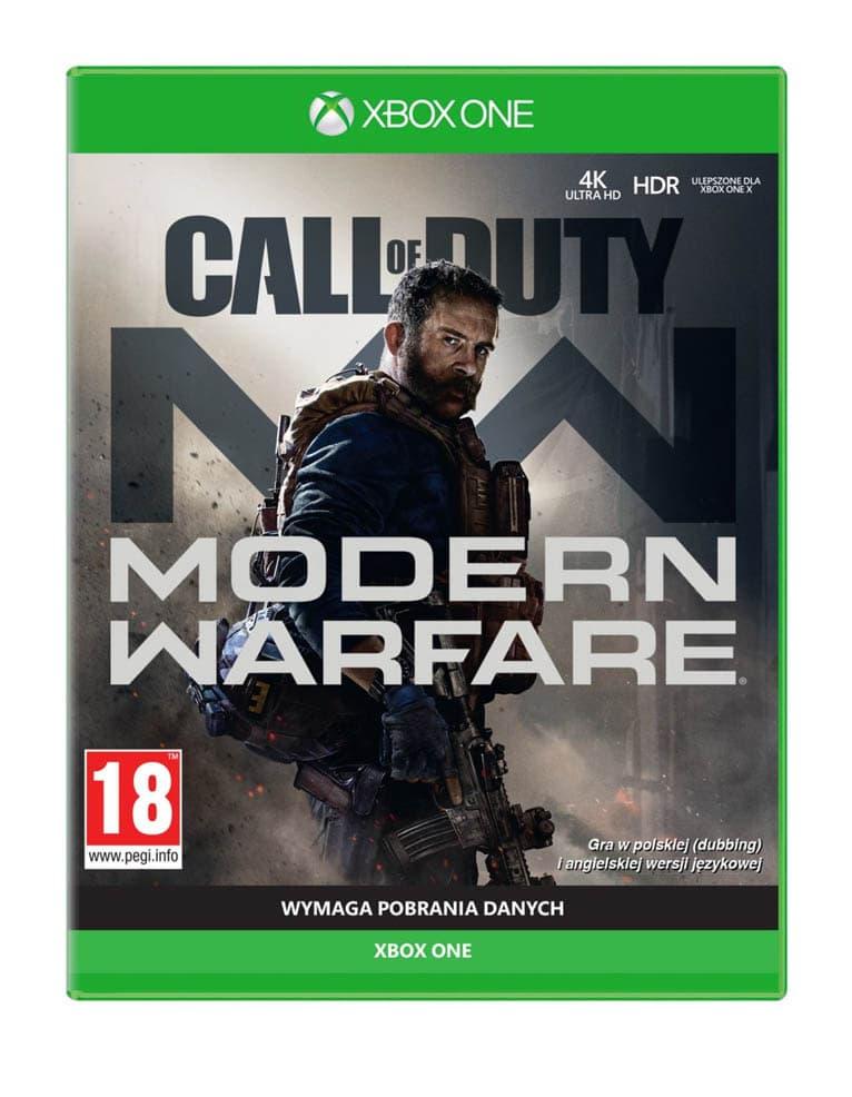 Call Of Duty Modern Warfare Gra Xbox One