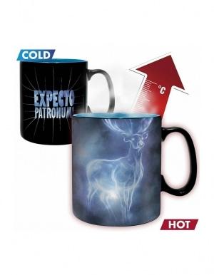 kubek termoaktyny harry potter expecto patronum