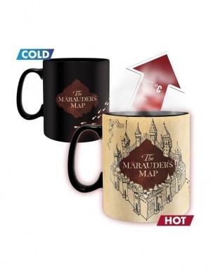 kubek termoaktywny harry potter the marauders map 2