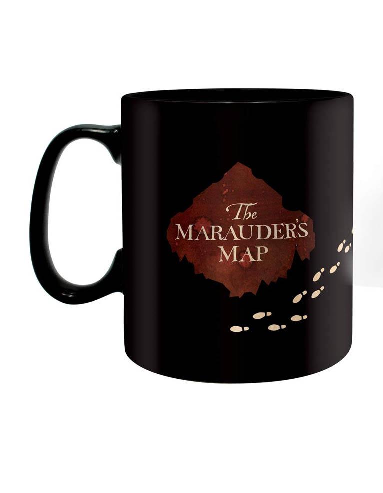 kubek termoaktywny harry potter the marauders map 3