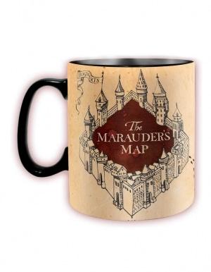 kubek termoaktywny harry potter the marauders map 4