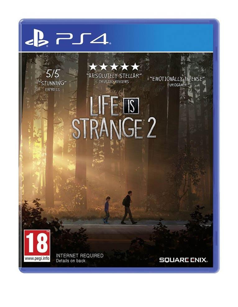 life is strange 2 gra ps4