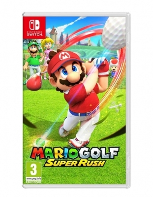 mario golf super rush gra nintendo switch