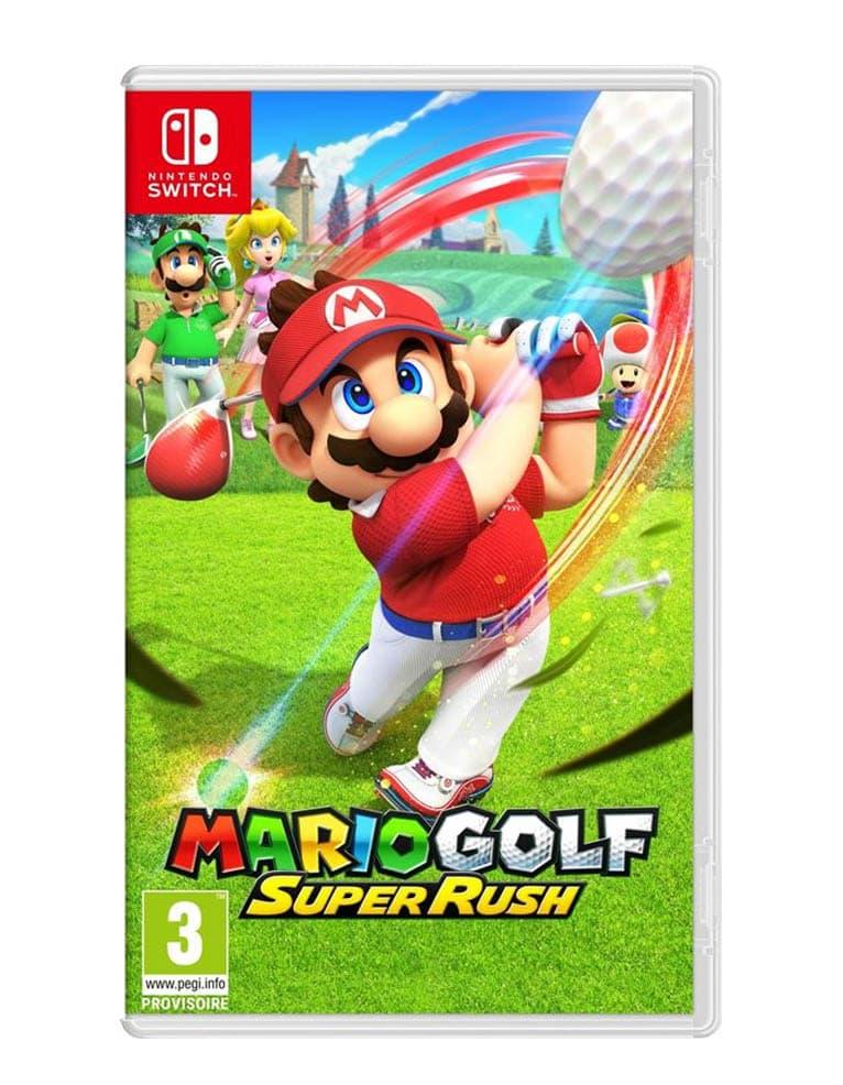 mario golf super rush gra nintendo switch