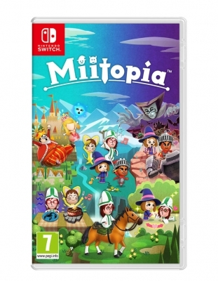 miitopia gra nintendo switch