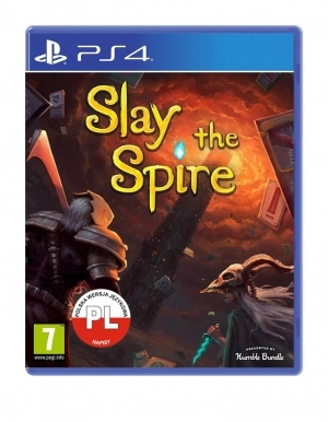 slay the spire gra ps4