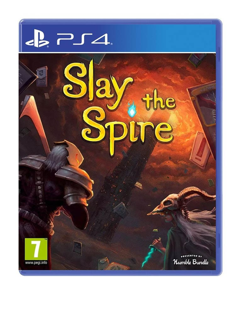 slay the spire gra ps4 ang