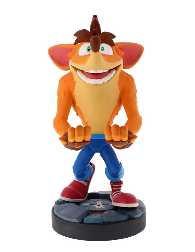 stojak figurka cable guys crash bandicoot nowy 2