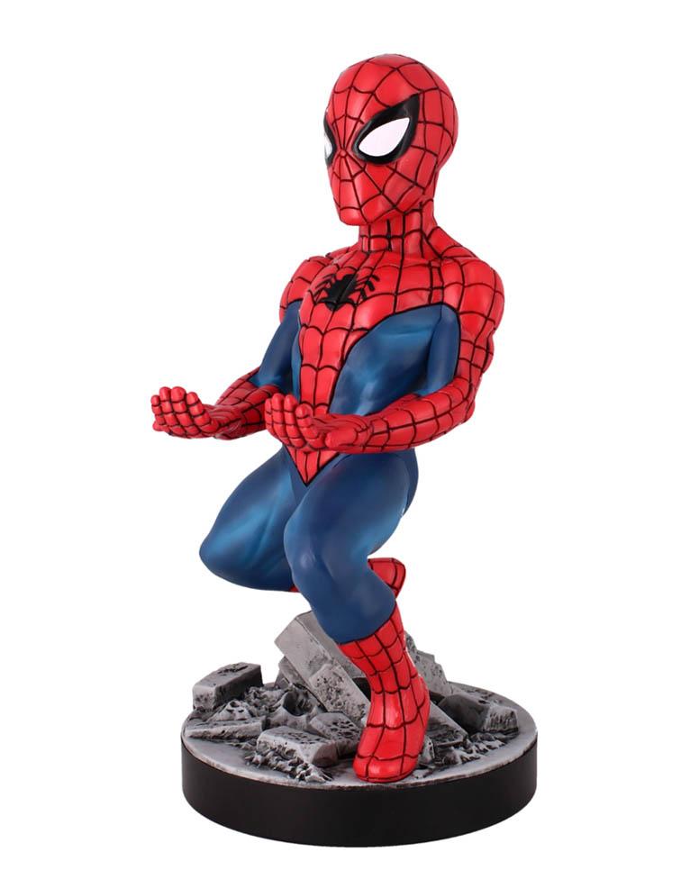 stojak figurka cable guys spider man 3