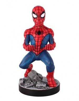 stojak figurka cable guys spider man