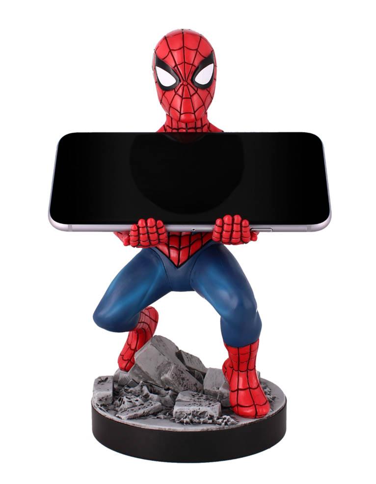 stojak figurka cable guys spider man 4