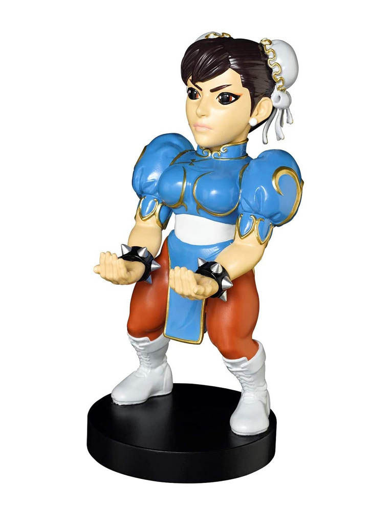 Stojak Figurka Cable Guys Street Fighter Chun Li 3