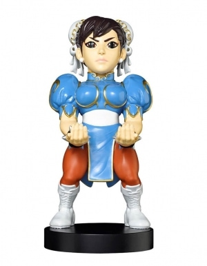 Stojak Figurka Cable Guys Street Fighter Chun Li