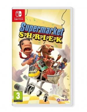 supermarket shriek gra nintendo switch