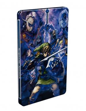 the legend of zelda skyward sword hd gra nintendo switch steelbook 2
