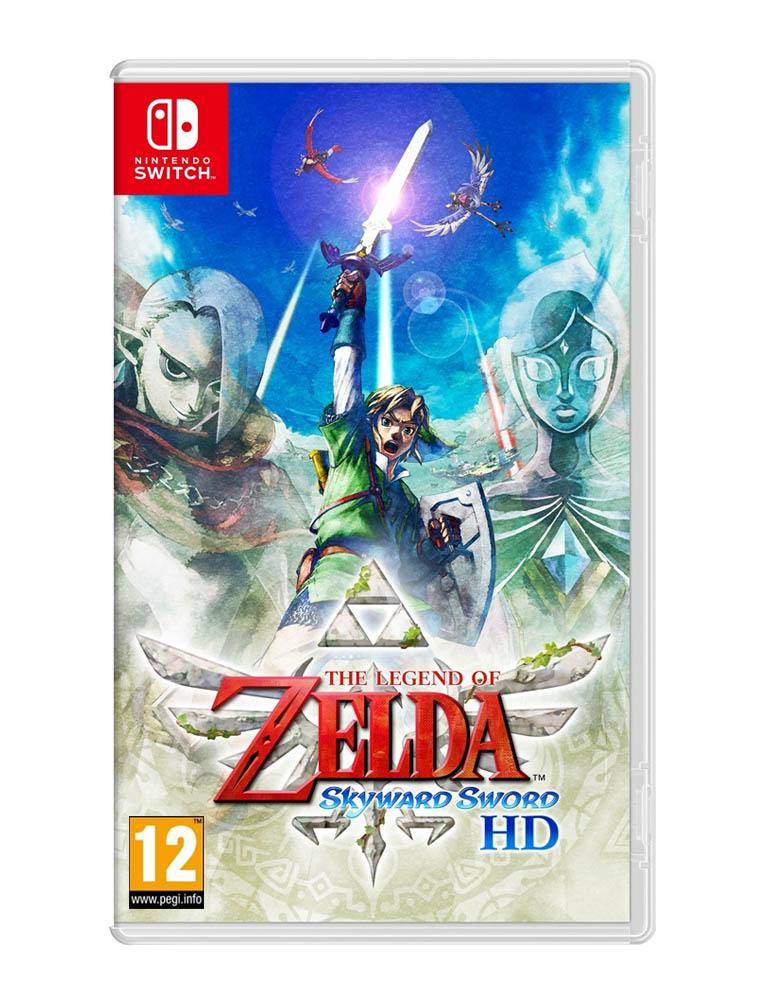 the legend of zelda skyward sword hd gra nintendo switch