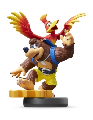 amiibo figurka super smash bros collection banjo and kazooie no 85 2
