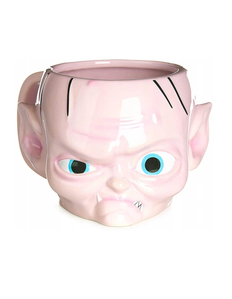 kubek 3d 3 d wladca pierscieni the lord of the rings gollum 2