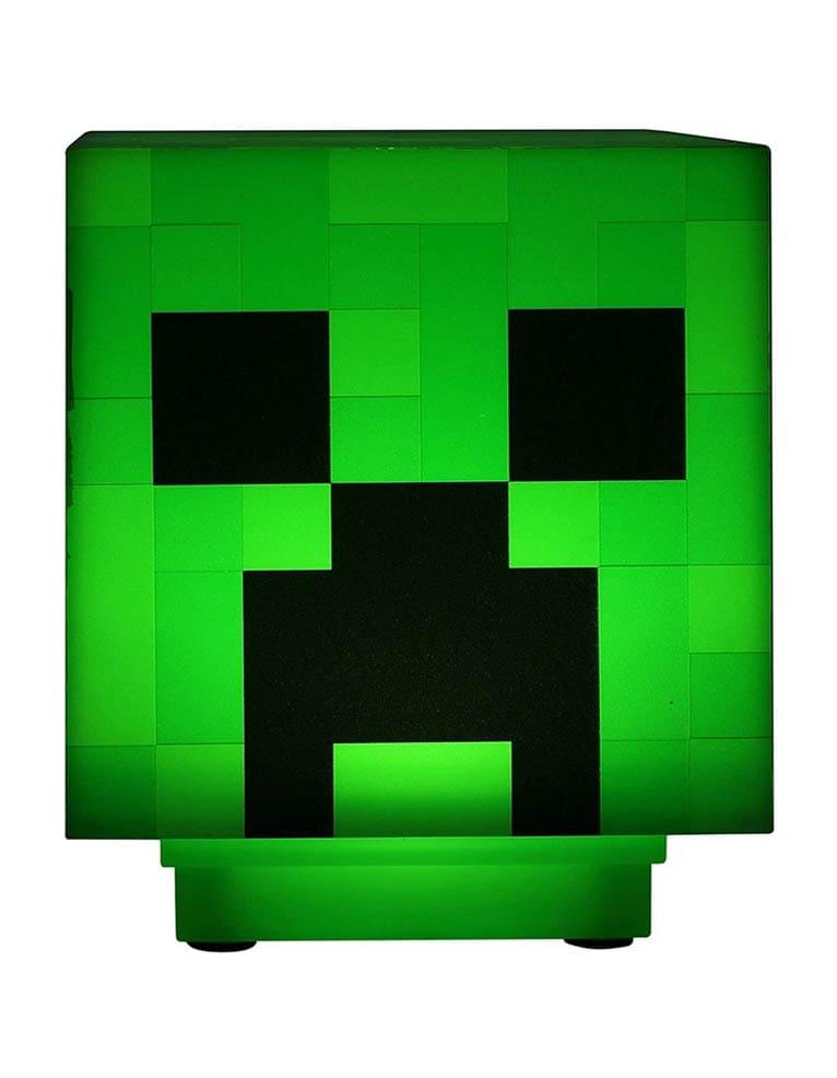 lampka creeper zielona minecraft sounds light 4