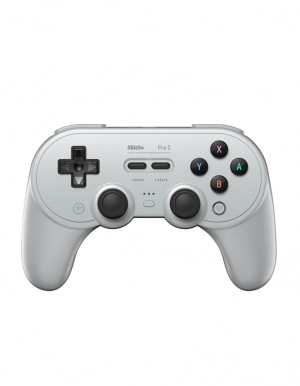 pad kontroler 8bitdo pro2 grey gray edition