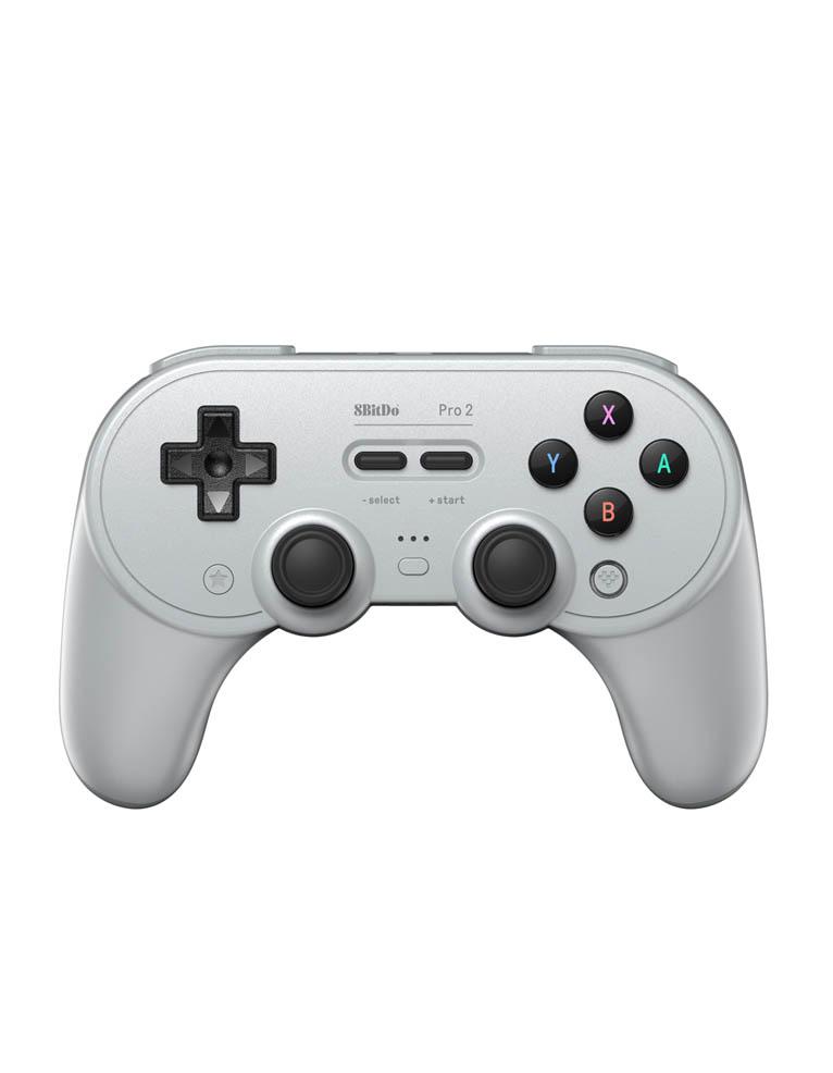 pad kontroler 8bitdo pro2 grey gray edition