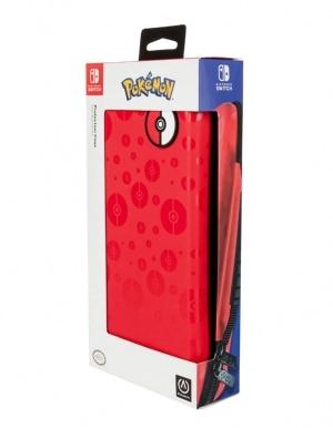 pokrowiec powera pokemon czerwony