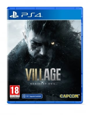 resident evil village gra ps4 ps5