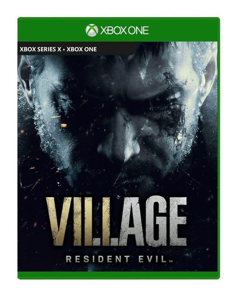 resident evil village gra xbox one series x