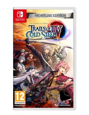 the legend of heroes trials of cold steel iv 4 frontline edition gra nintendo switch