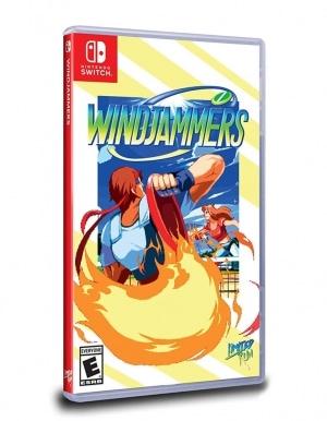 windjammers gra nintendo switch