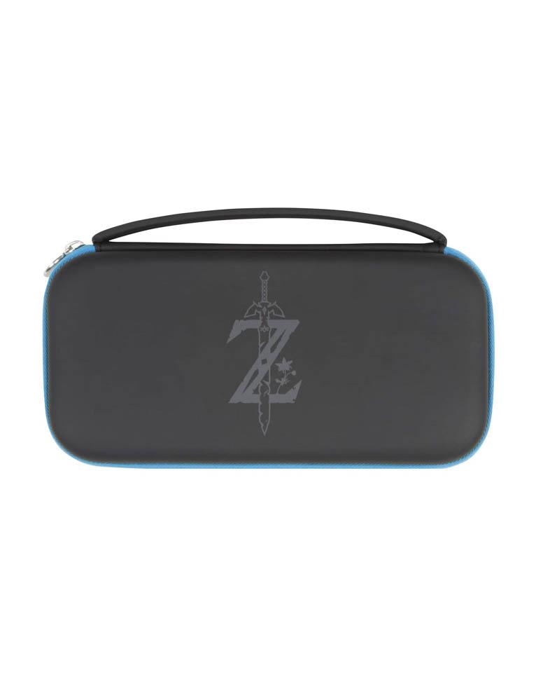 zestaw startowy kit pokrowiec sluchawki analogi nakladki zelda sheikah eye switch 7