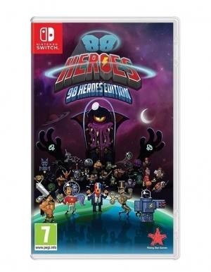 88 heroes 98 heroes edition gra nintendo switch