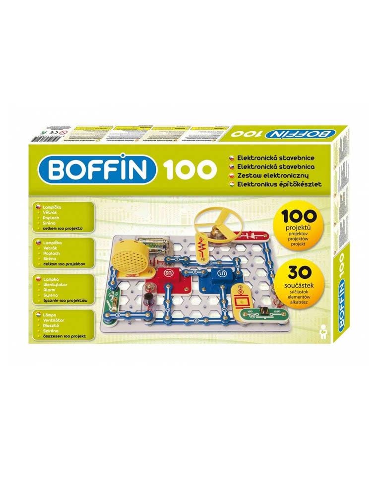 boffin 100 zestaw malego elektryka elektroniczny