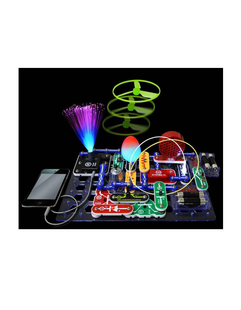 boffin ii light gry zestaw malego elektryka elektroniczny 5