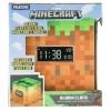 budzik minecraft alarm clock 2