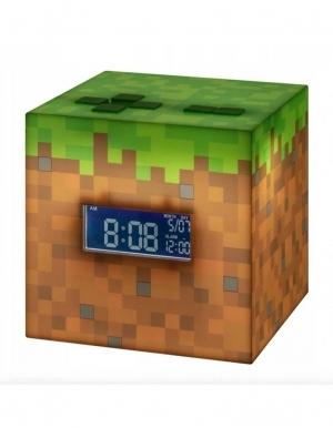 budzik minecraft alarm clock