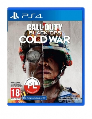 call of duty black ops cold war gra ps4