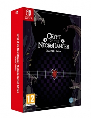 crypt of the necrodancer gra nintendo switch edition collectors edition