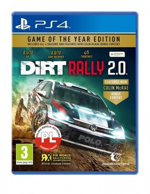 dirt rally 2 0 game of the year edition goty gra ps4 pl