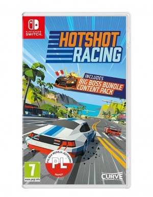 hotshot racing gra nintendo switch pl