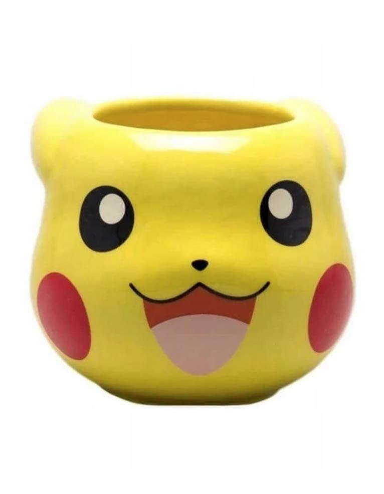 kubek 3d pokemon pikachu 2