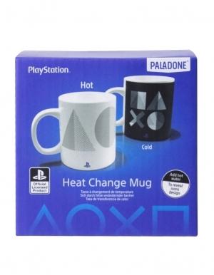 kubek playstation 5 heat change mug paladone 6