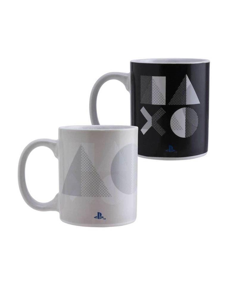 kubek playstation 5 heat change mug paladone